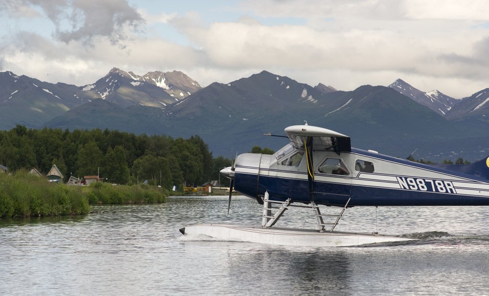 Lake Hood Ted Stevens National Airport Anchorage