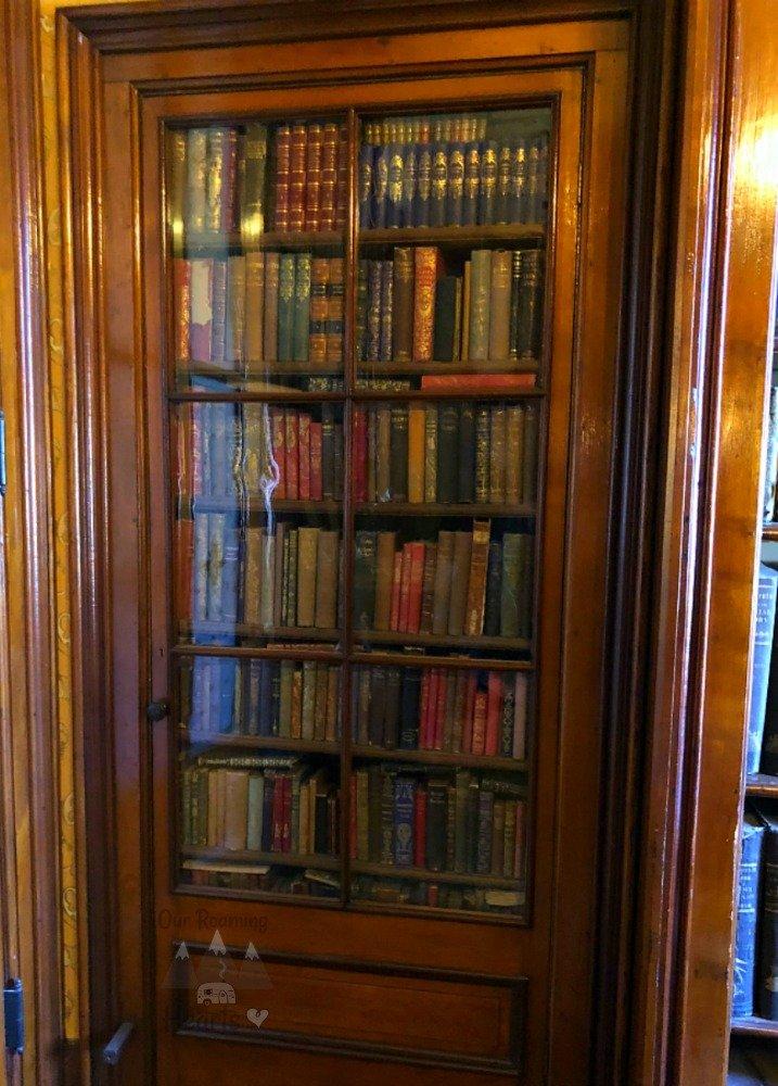 Seward House Girls Library