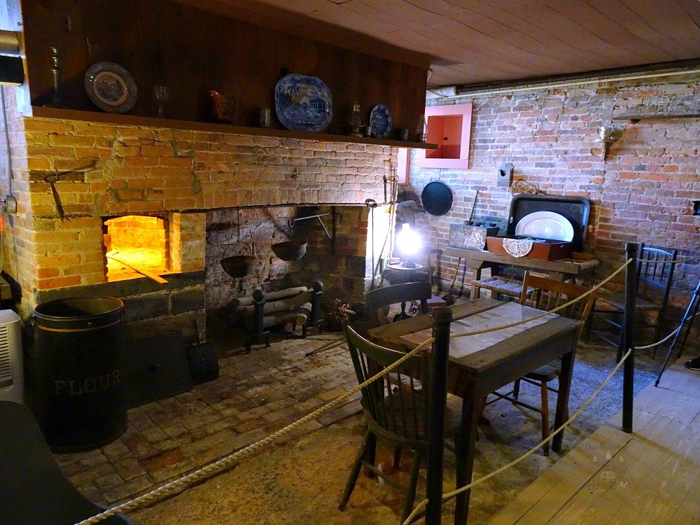 Finger Lakes Things to do - Seward House Underground Railroad Stop
