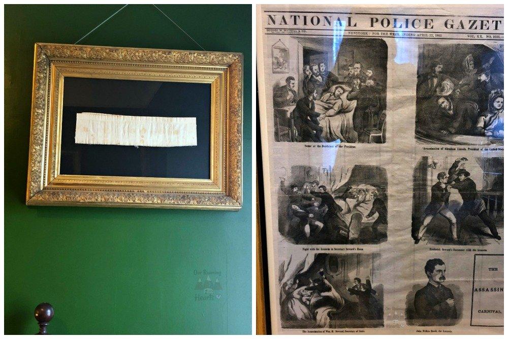 Seward House Museum Assination Attempt