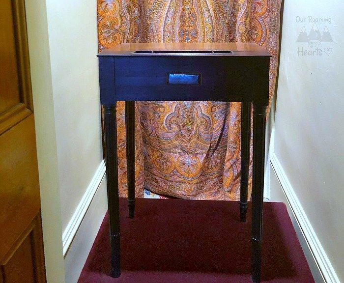 William Seward House Museum George Washington Desk