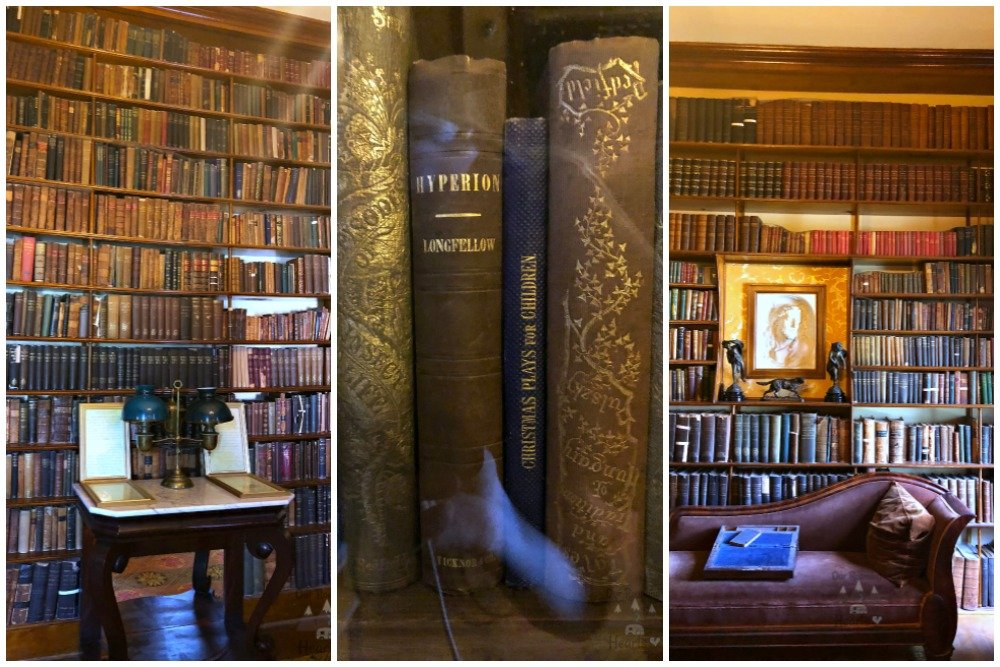 William Seward house Museum Library