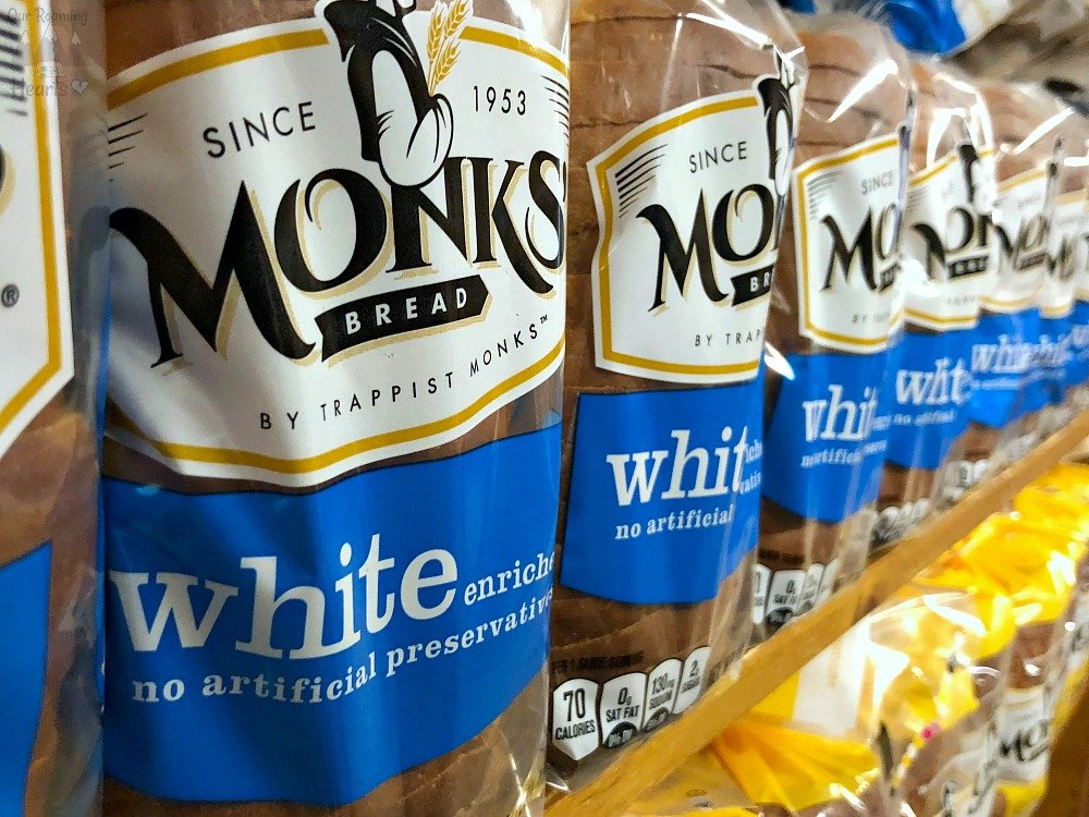 The Abbey of Genesee Monks Bread