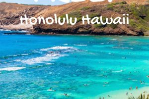 Do as many free things in Honolulu, Hawaii as you possibly can. There are actually quite a few in this beautiful state. Here is a list to get you started. #hawaii #honolulu #ourroaminghearts #thingstodo #freethingstodo | Things to do | Free things to do | Hawaii Travel | Visiting Honolulu