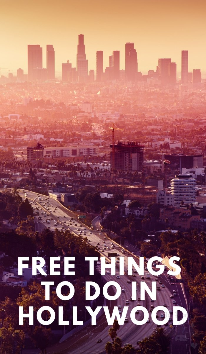 The next time you're headed to Cali make sure to check out these free things to do in Hollywood Ca. These are our top 21 things to do! #hollywood #california #thingstodo #ourroaminghearts | Things to do | California | Hollywood Sites | Free things to do in Hollywood | Hollywood, California