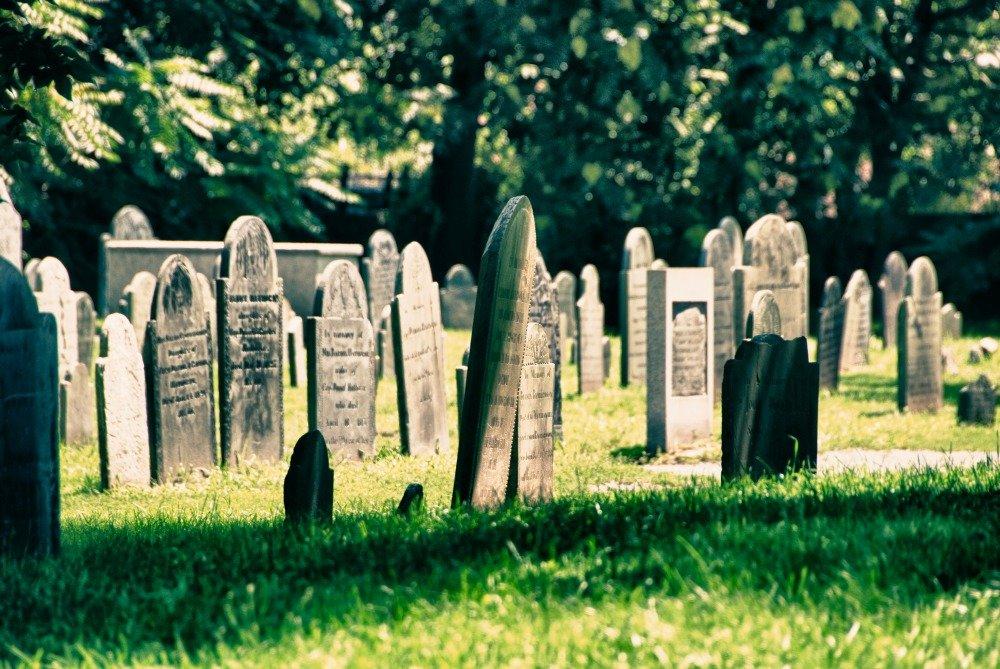 Salem, Massachusetts Graveyard