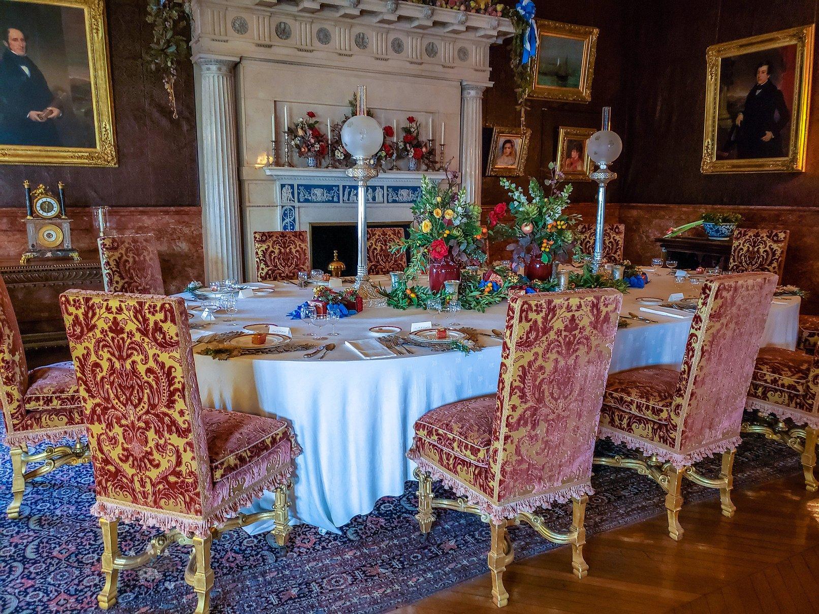Biltmore House Tour + Biltmore Estate Breakfast Room