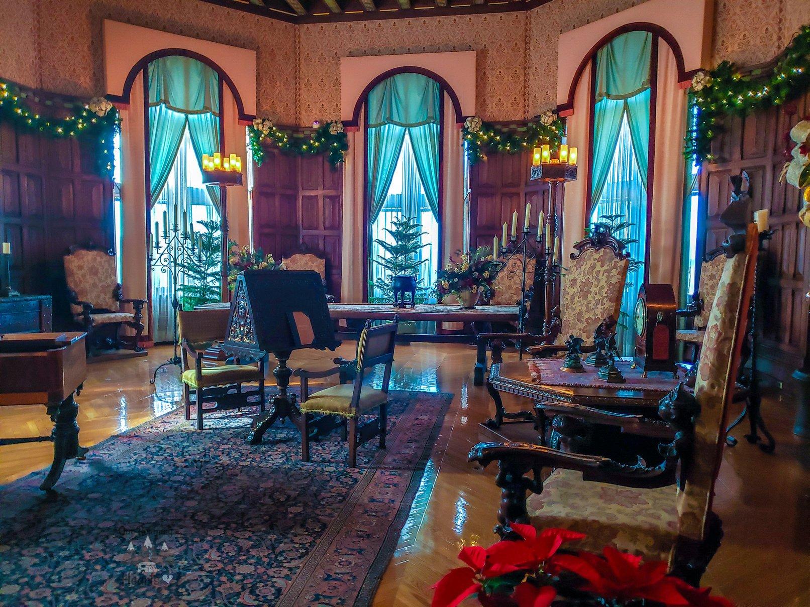 Biltmore House Tour + Biltmore Estate Muic Room