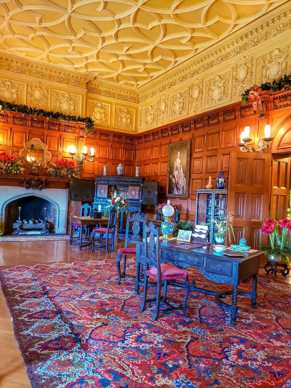 Biltmore House Tour + Biltmore Estate Pictures Tour