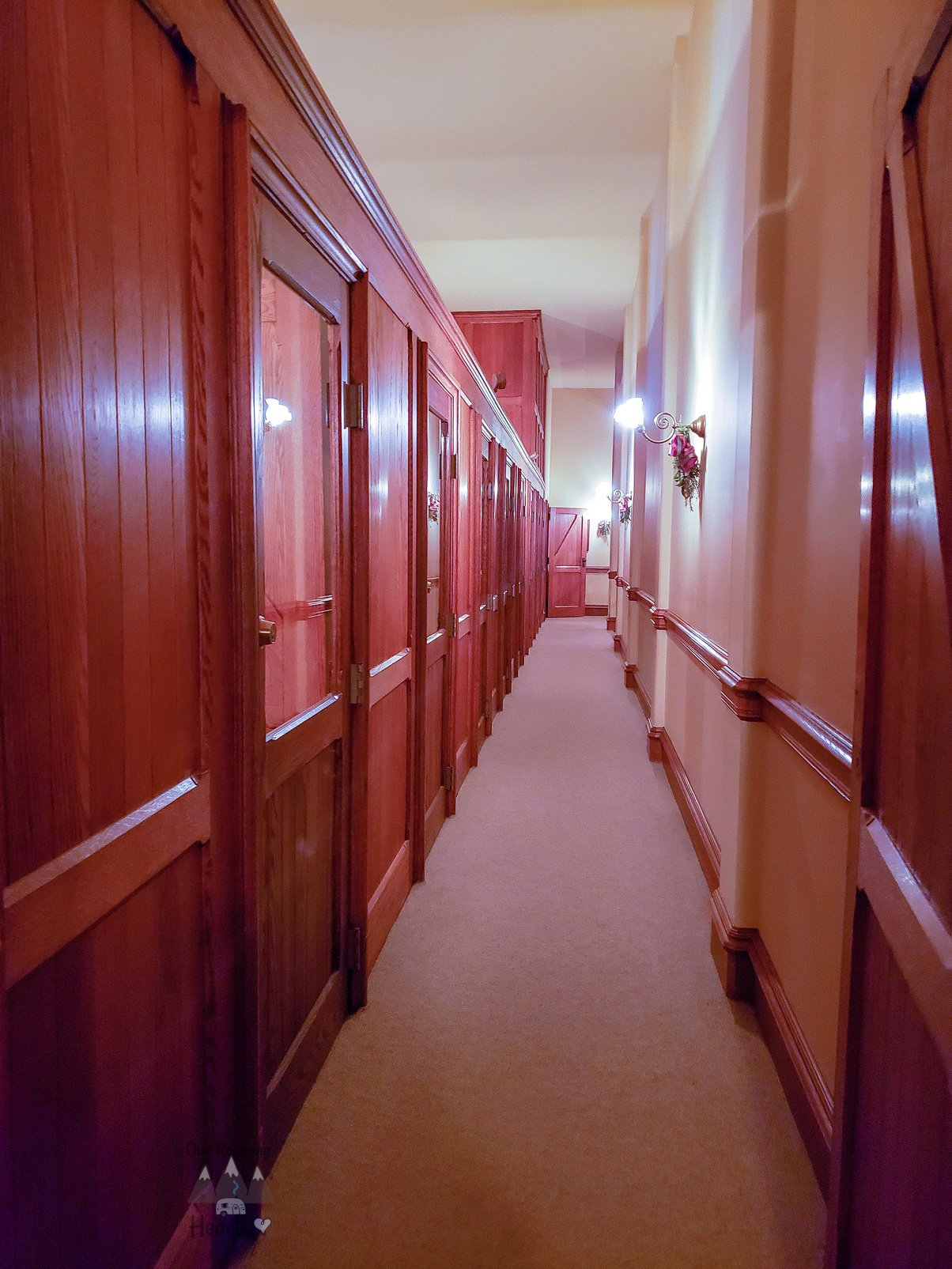 Biltmore House Tour + Biltmore Estate Dressing Room