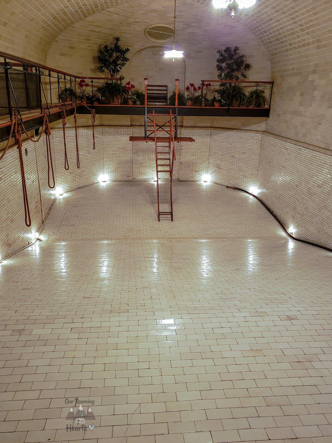 Biltmore House Tour + Biltmore Estate Pool