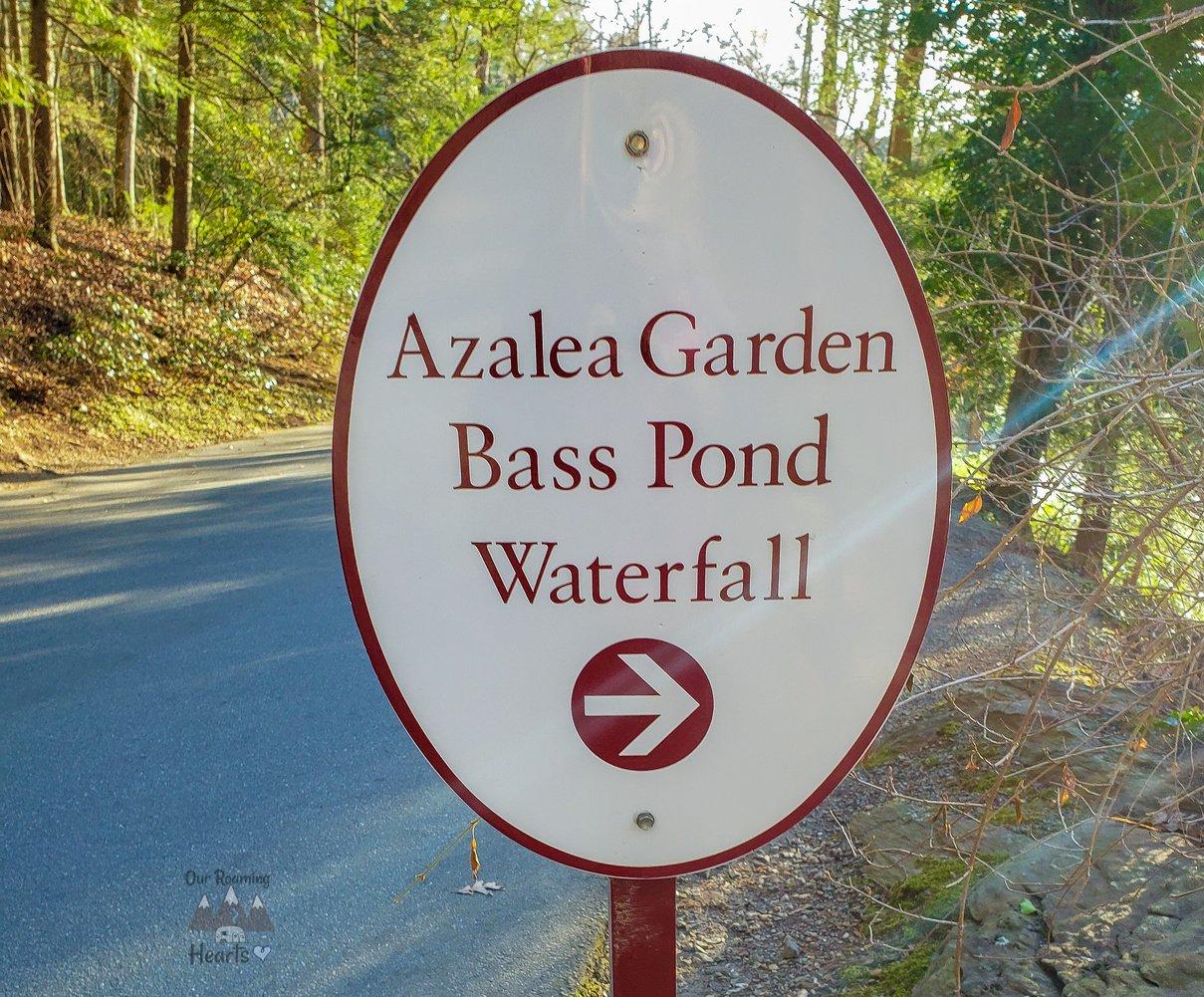 Biltmore House Tour + Biltmore Estate Azalea Garden Bass Pond