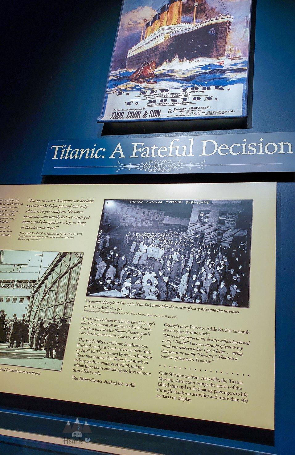 Biltmore House Tour + Biltmore Estate Titanic