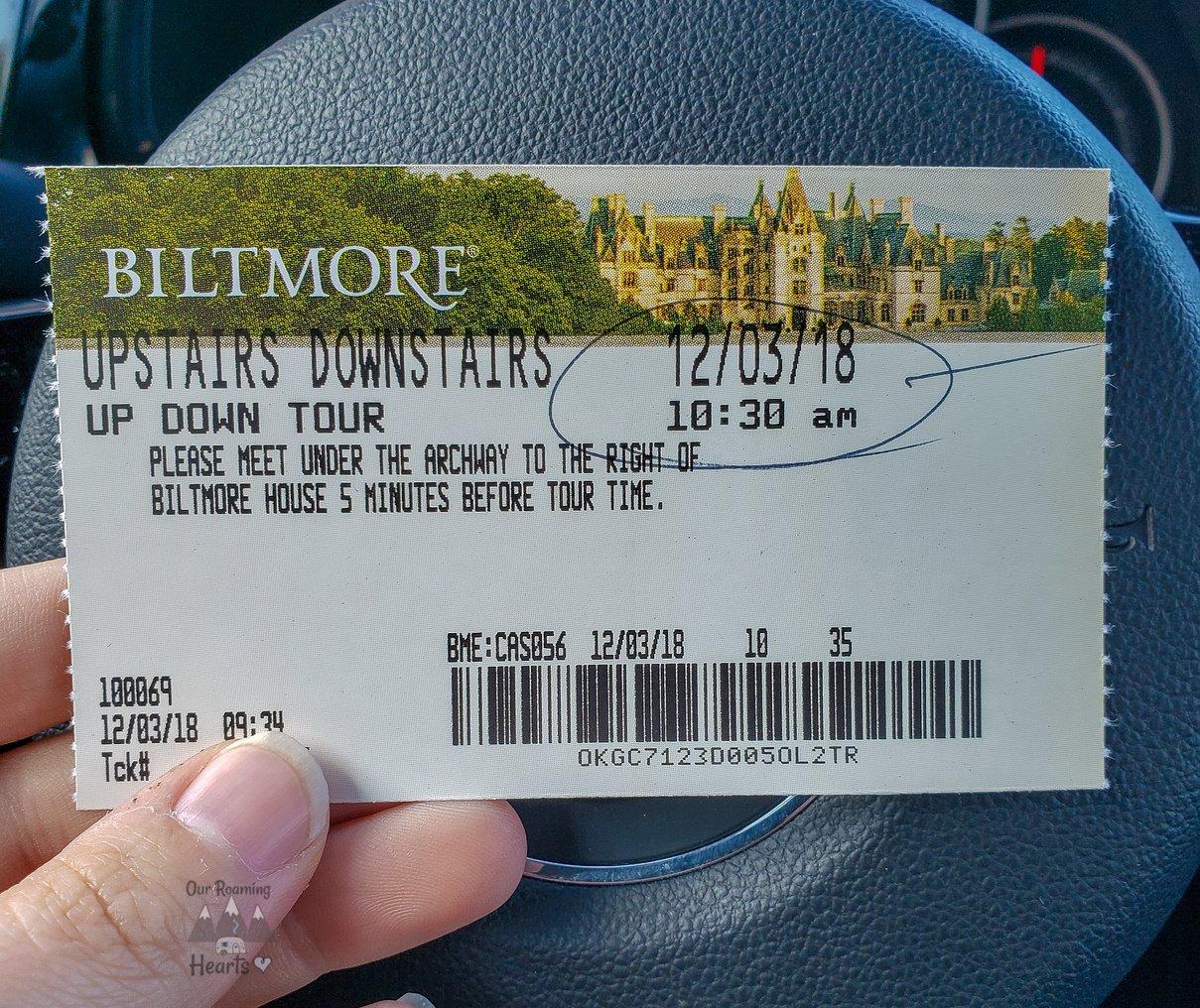 Biltmore House Tour + Biltmore Estate Tour