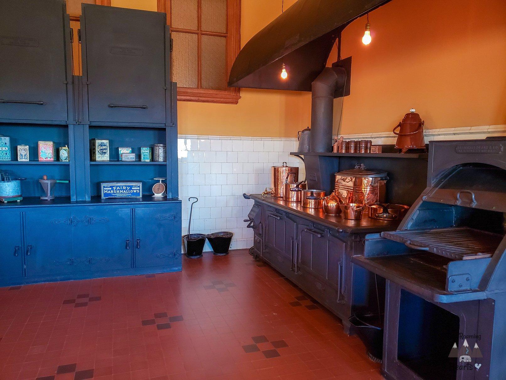 Biltmore House Tour + Biltmore Estate Kitchen
