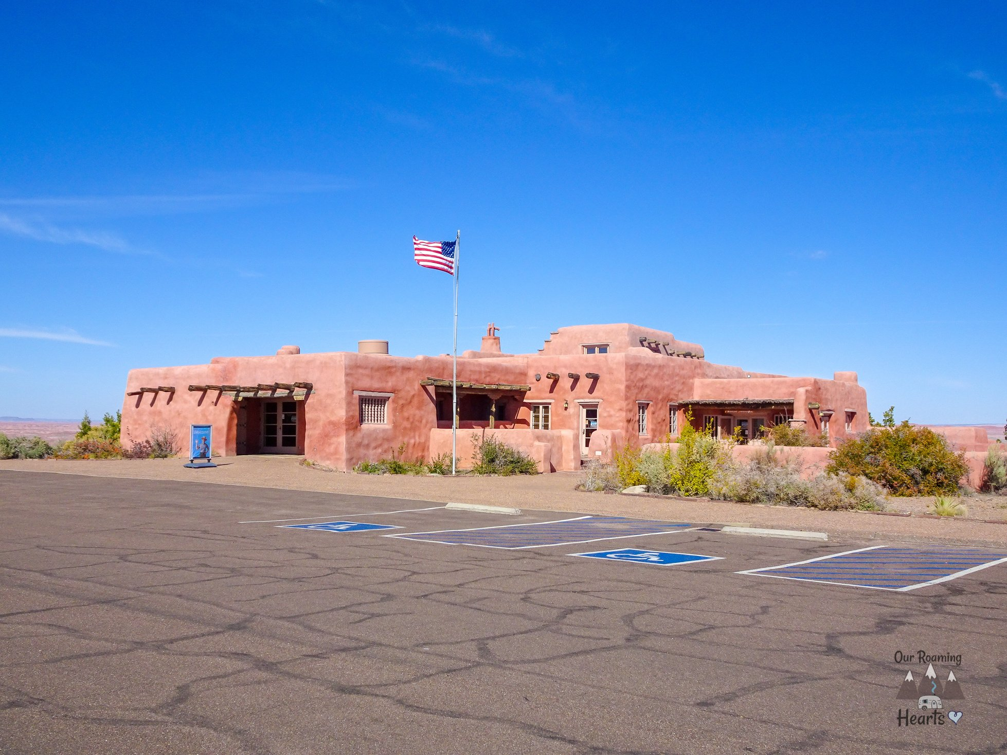 Painted Desert Inn National Historic Landmark