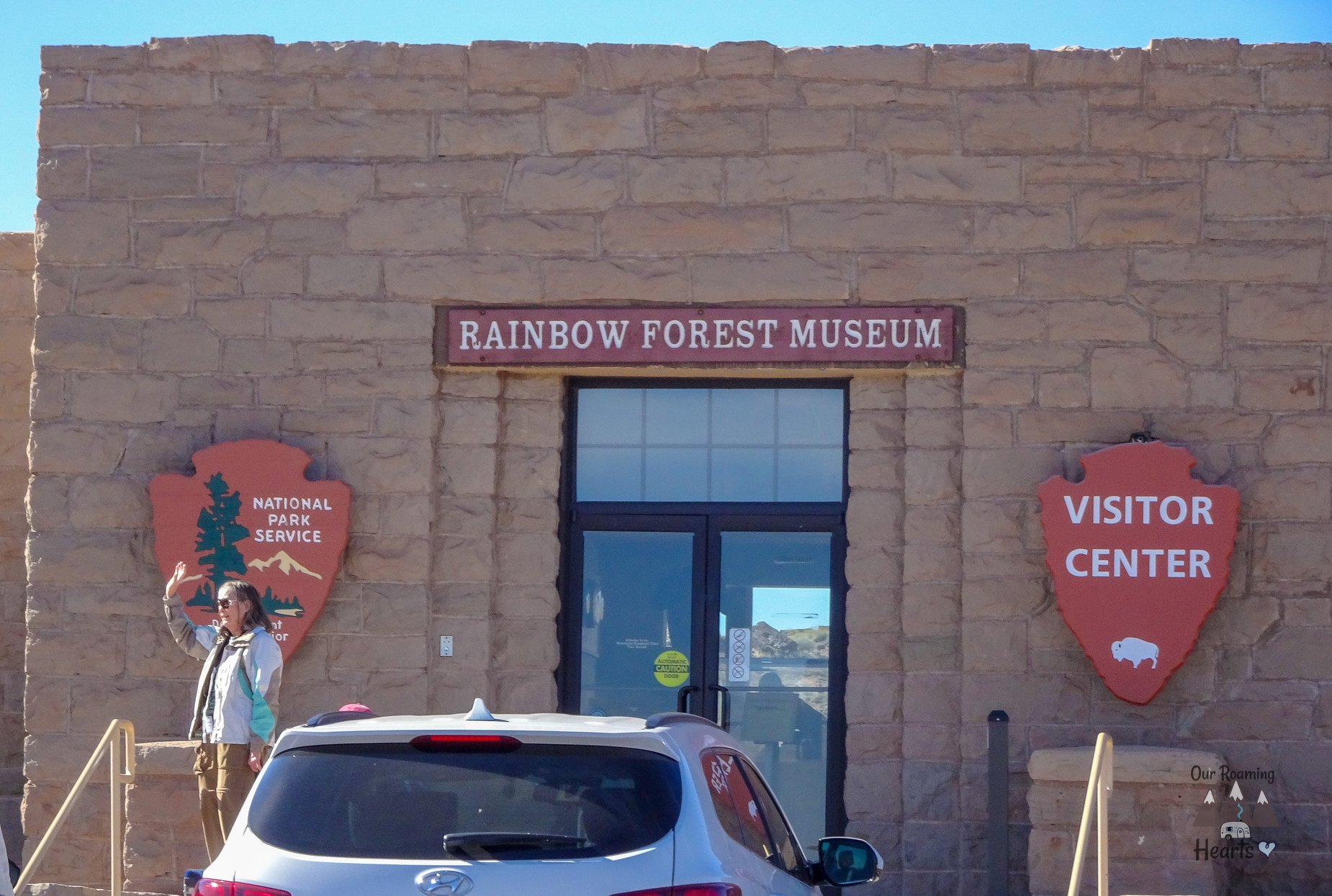 Rainbow Forest Museum - Petrified Forest National Park Ariona