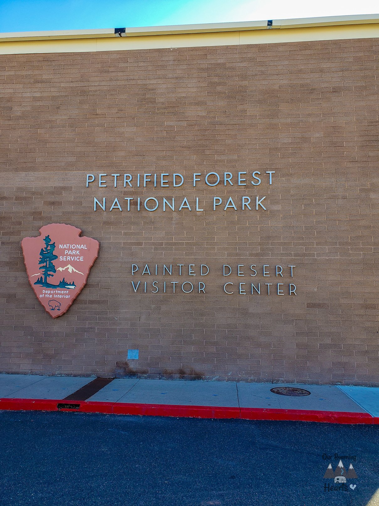 Painted Desert Visitor Center