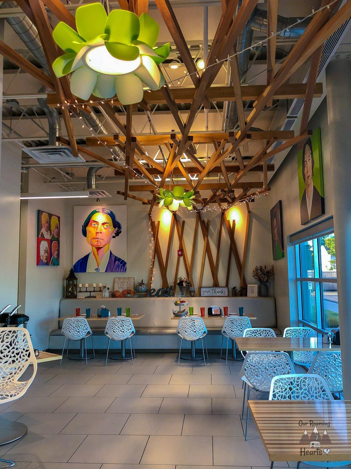 Cafe 19 - Seneca Falls NY