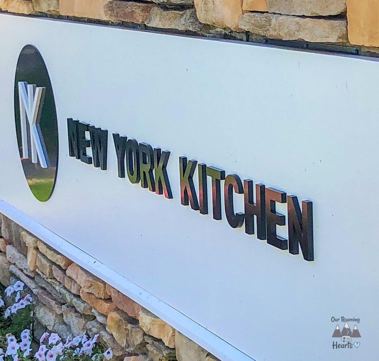 The New York Kitchen