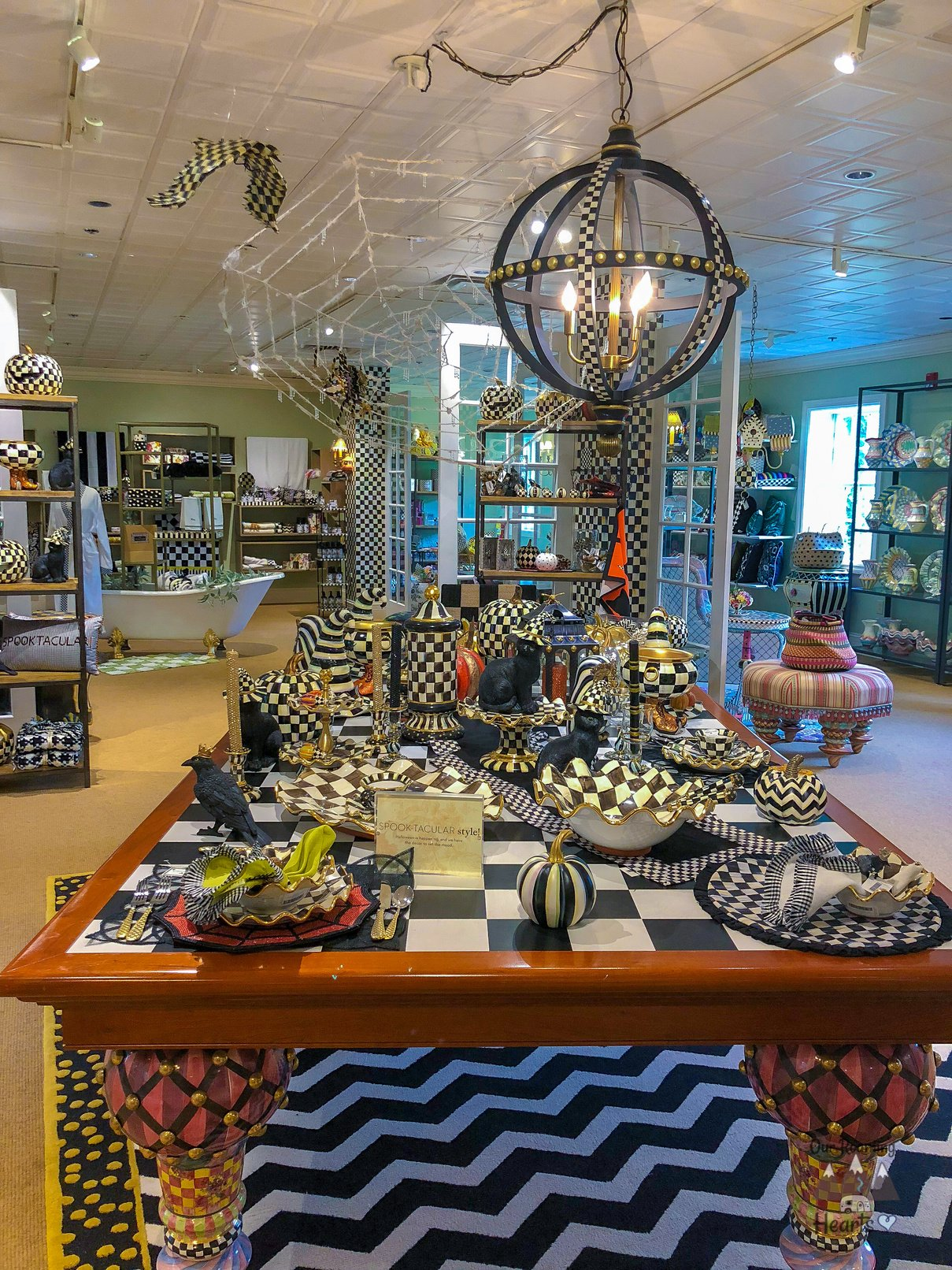 Mackenzie Childs Store - Things to do in Finger Lakes NY