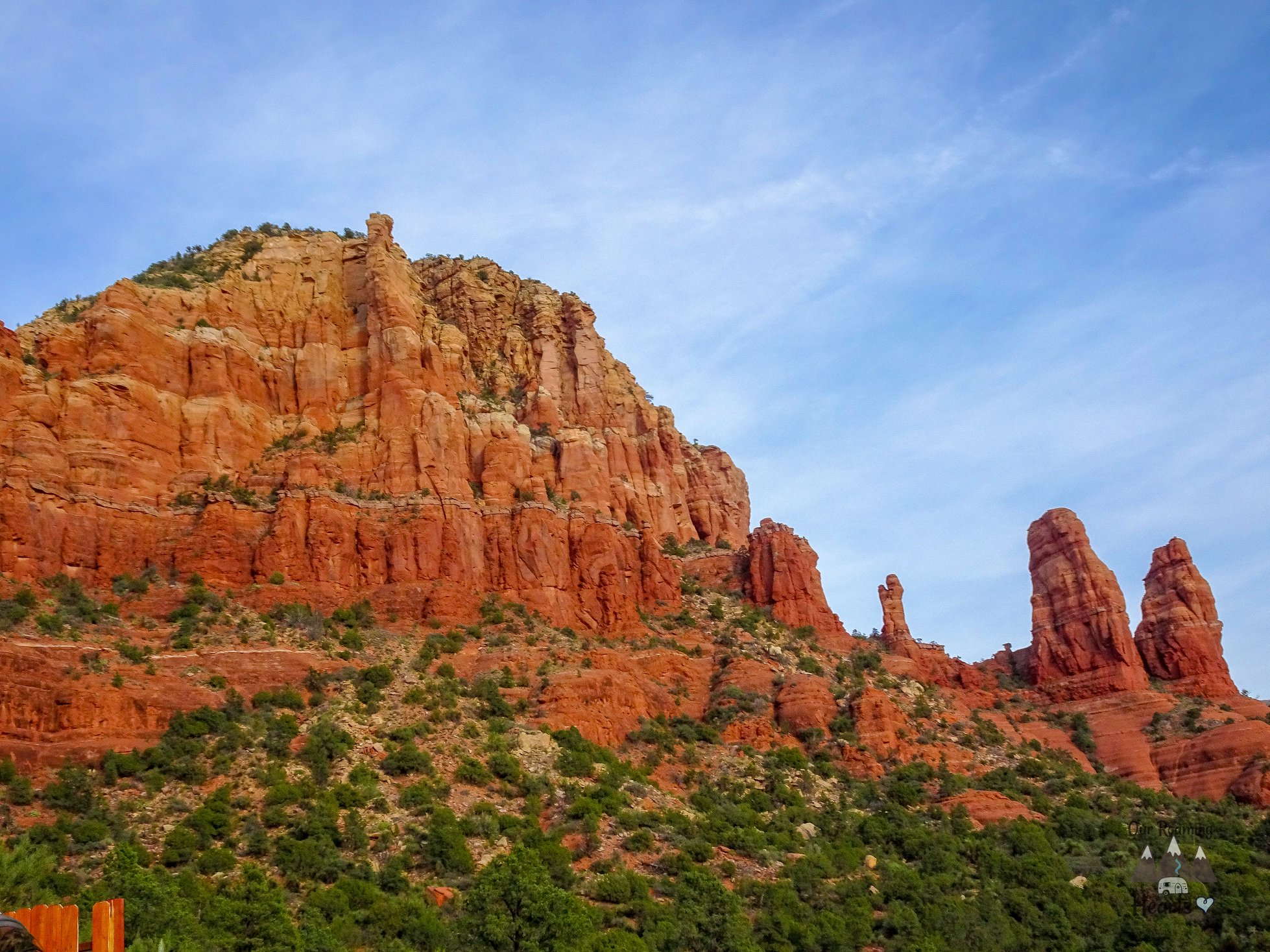 Red Rock Scenic Drive Sedona Arizona