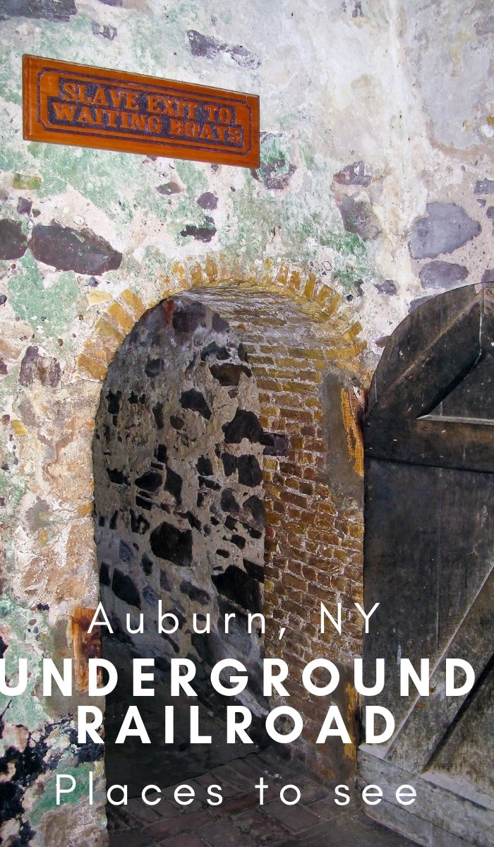 One of the most important journeys noted in history. It's the place in which freedom-seeking slaves risked their lives. See the Underground Railroad stops in Auburn. #auburn #newyork #historicsite #ourroaminghearts #undergroundrailroad   Underground Railroad   Auburn New York   New York   Historical Site