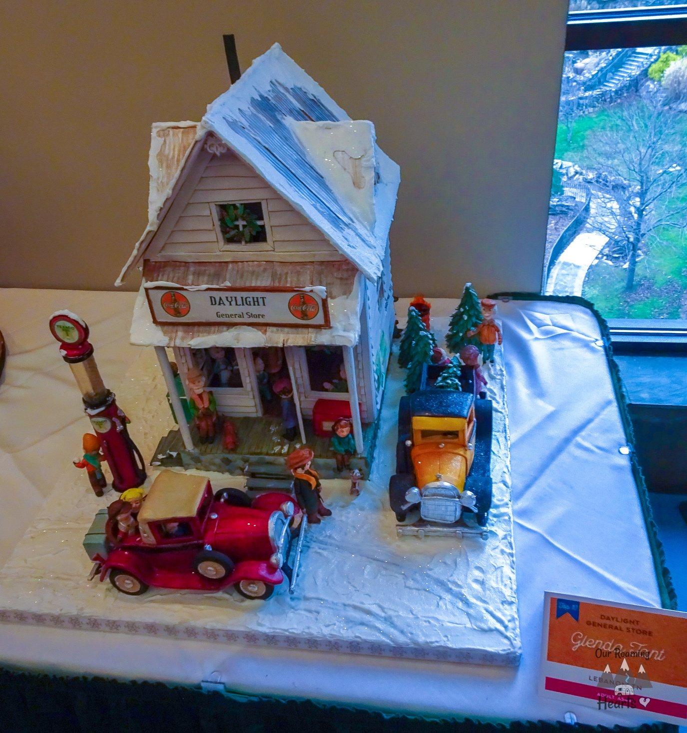 Asheville Christmas - Omni Grove Park Inn