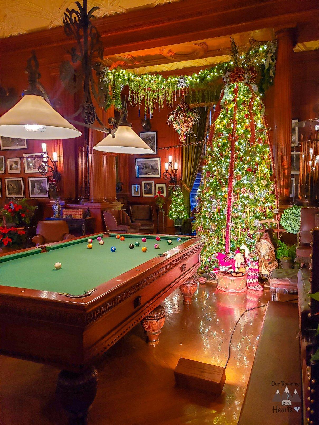 Biltmore Estate at Christmas