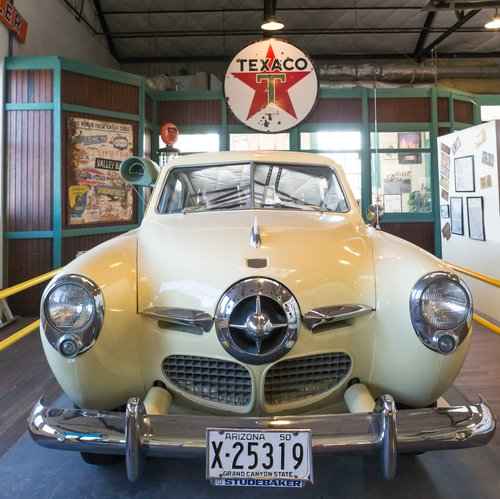 The Route 66 Museum in Kingman