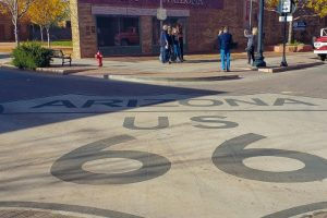 There are some must-see stops you need to make especially along the road in Arizona. Here are your must-sees stops as you travel Route 66 Arizona. #arizona #motherroad #route66 #ourroaminghearts   Sites on the Mother Road   Route 66 Stops   Arizona Route 66  
