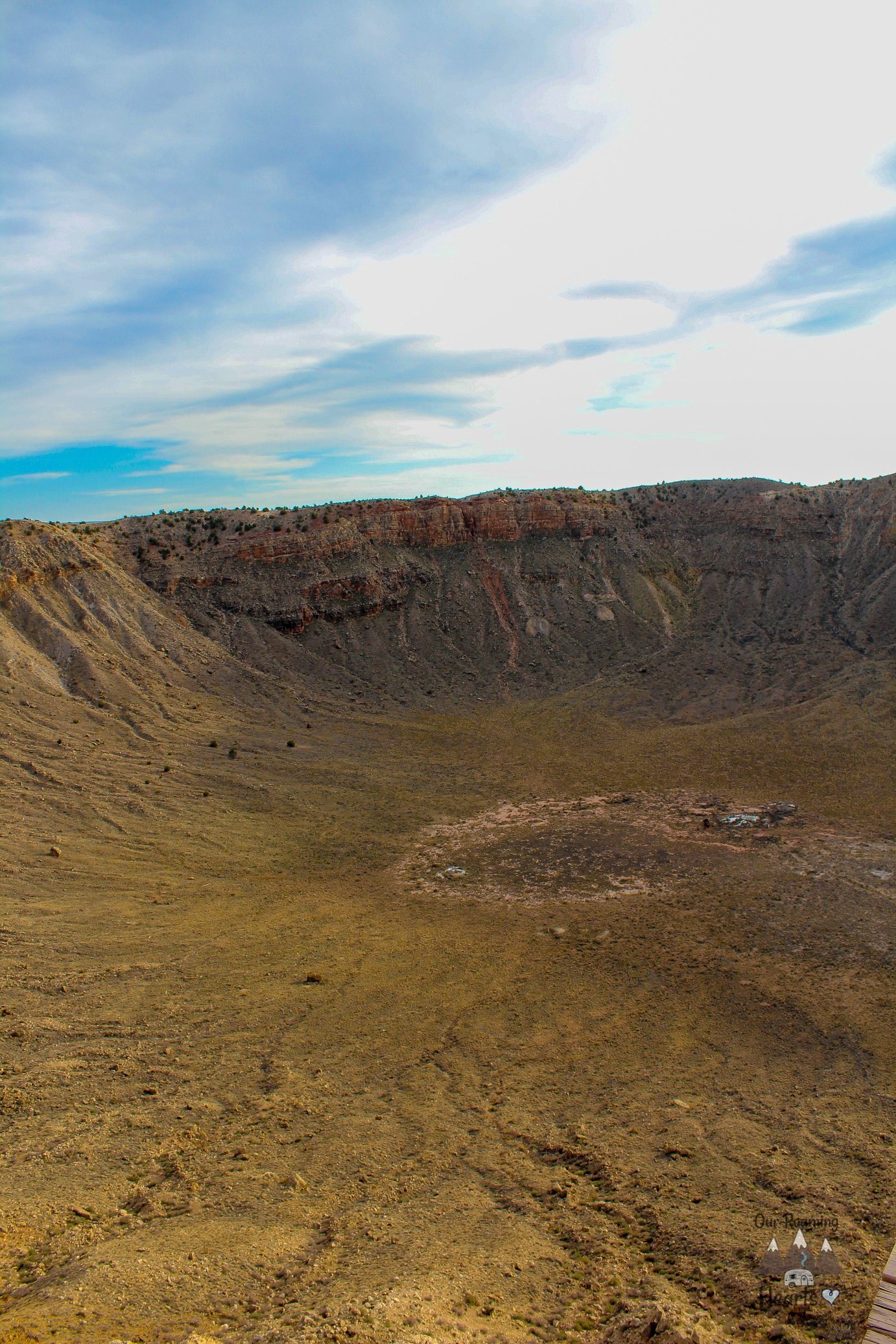 Metor Crater Route 66 Arizona