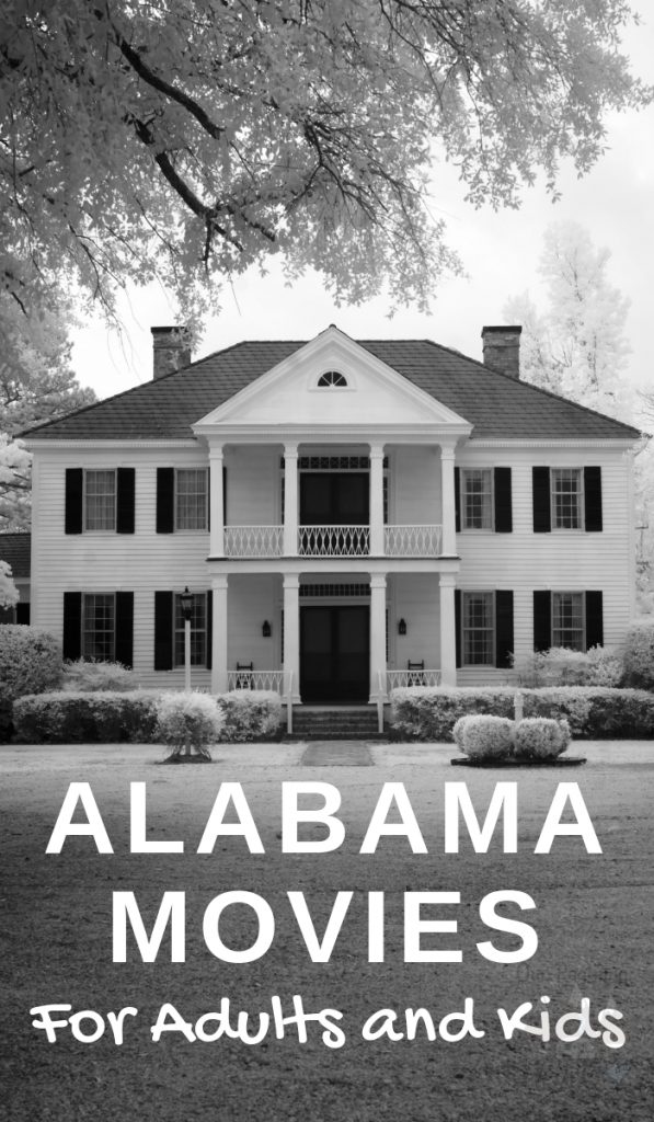 When roadschooling we do activities and I do several movies days. This is wheremy state movies list comes in. Here are my favorite Alabama Movies. #Alabama #Roadschooling #homeschooling #ourroaminghearts #unitstudy | Alabama Unit Study | Roadschooling | Learn About Alabama |