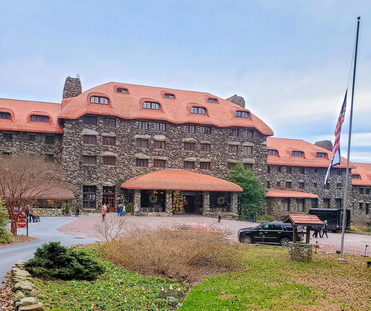Free THings to do in Asheville NC - Omni Park Inn
