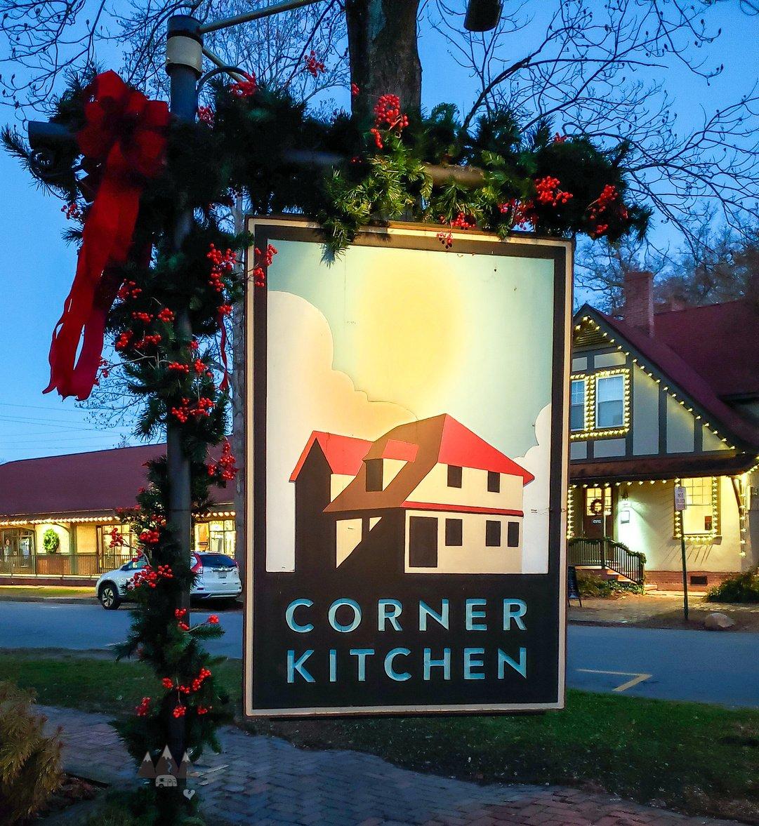Corner Kitchen Asheville
