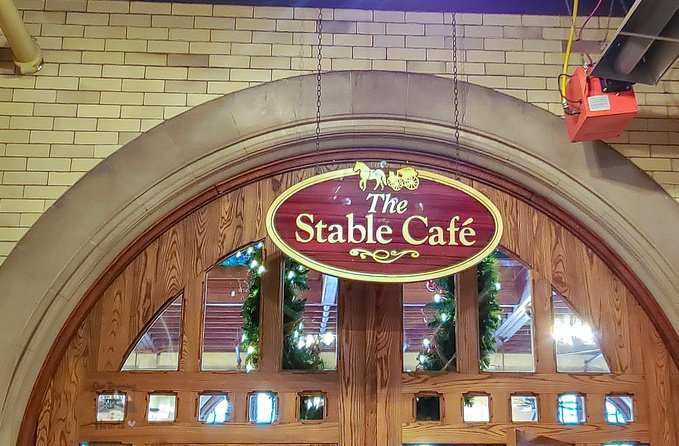 The Stable Cafe - Biltmore - Ashville NC