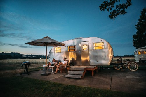 Camping RV - Camping Calendar
