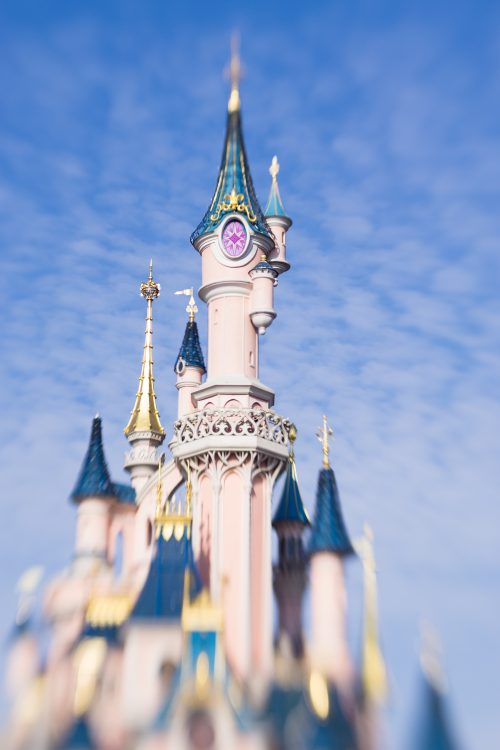 free Disney World vacation, Disney Castle