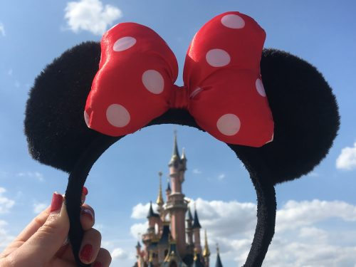minnie Mouse Disney Ears