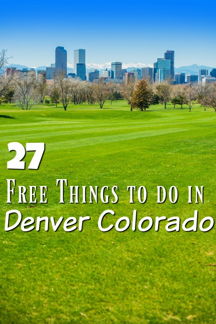 Free Things to do in Denver CO