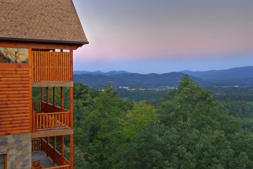 Dollywood Cabins