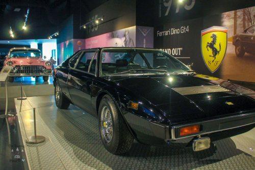 Graceland Car Museum