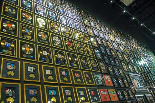 Graceland Museum - Records