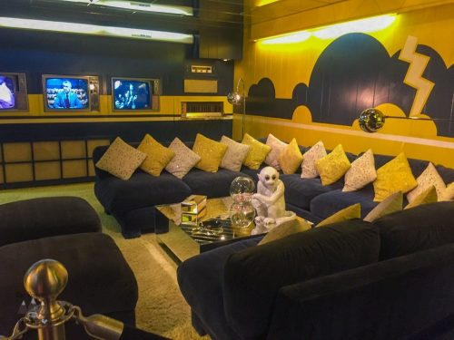 Graceland TV Room