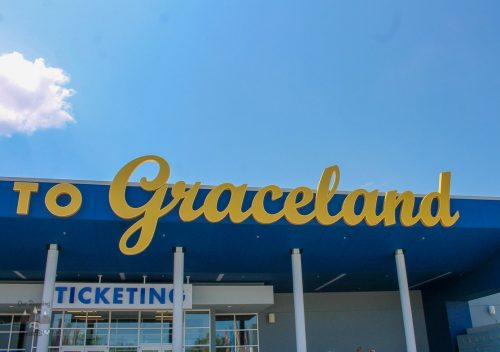 Graceland Memphis TN Welcome Center