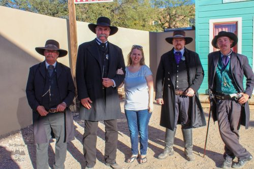 Meet the OK Corral Reenactment crew