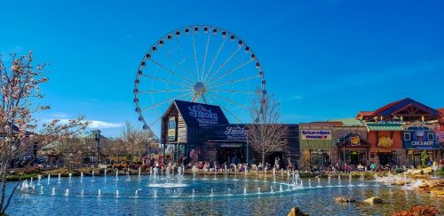 The Island in Pigeon Forge Tennessee