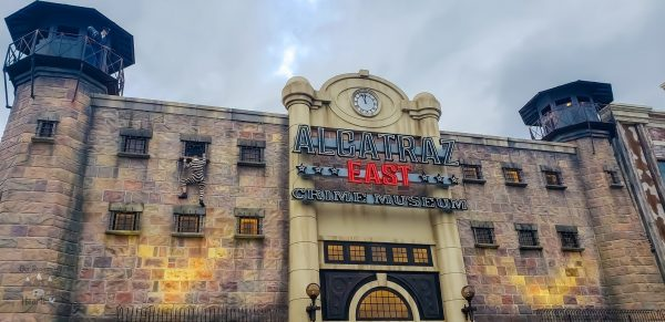 Alcatraz East Crime Museum, Things to do in Pigeon Forge TN