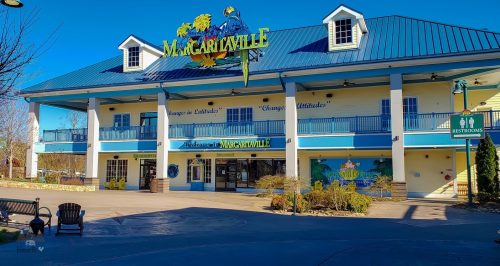 Margaritaville in Pigeon Forge TN