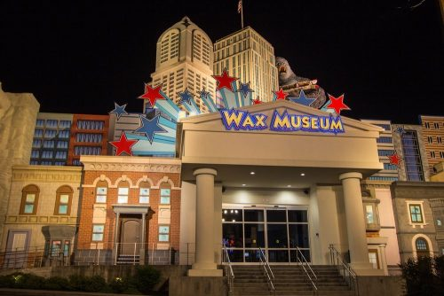 Wax museum- Top Things to do in Pigeon Forge Tennessee